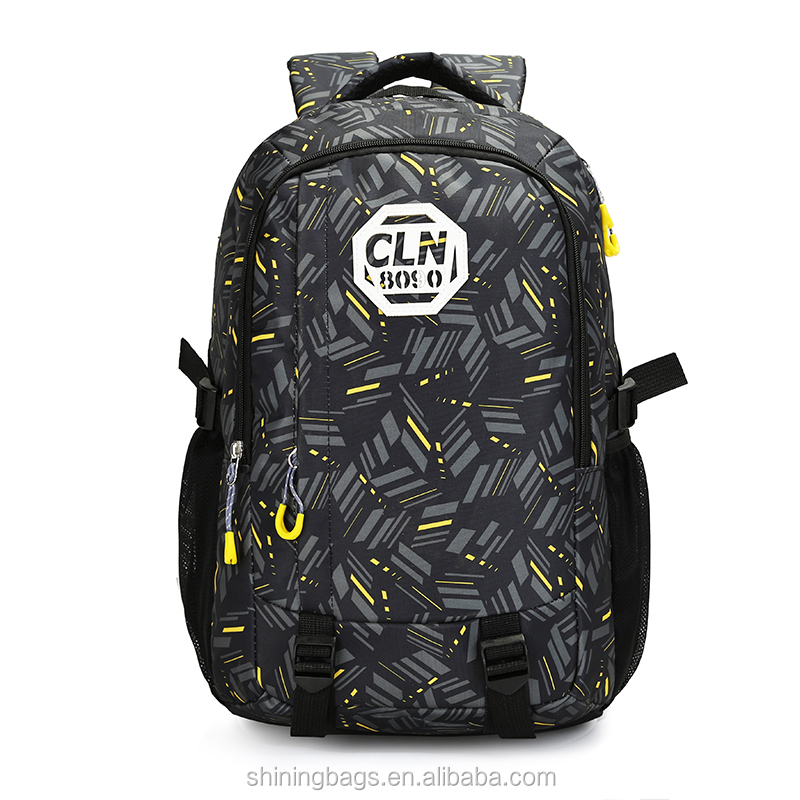 Factory Wholesale Custom Stylish Waterproof Bag Laptop School <strong>Backpack</strong>