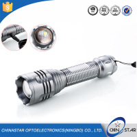 RoHS Approved durable aluminium flashlight webcam
