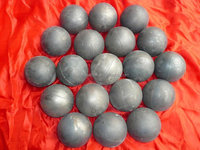 ISO Supply To Iron Ore Mines Forged Grinding Steel Ball for sale