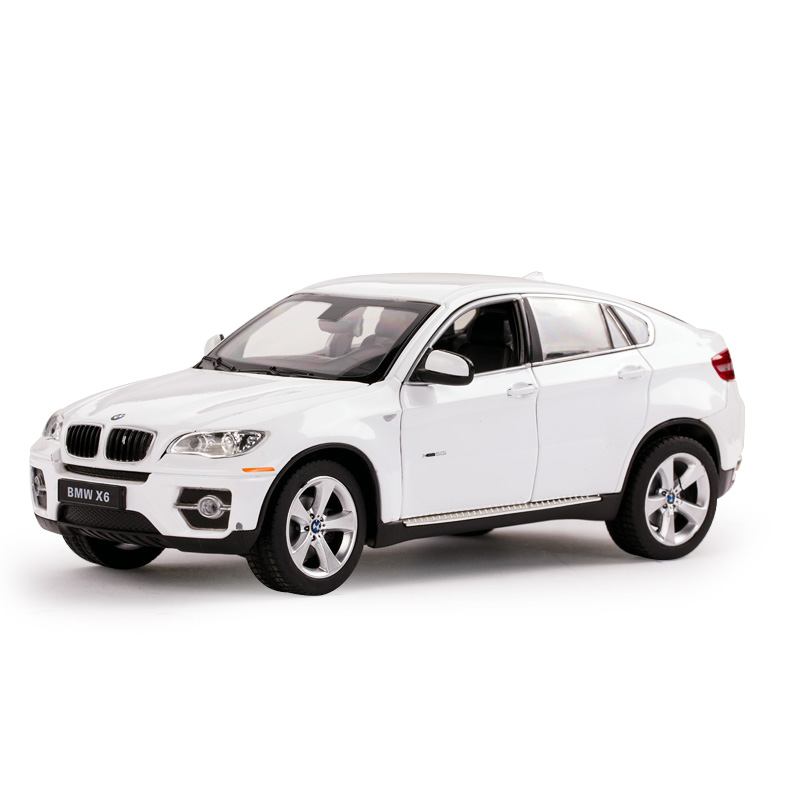Rastar factory wholesale price 1:24 scale BMW brand metal model car toy for kid