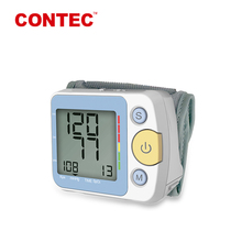 CONTEC09C arm blood pressure meter automatic detect measurement posture
