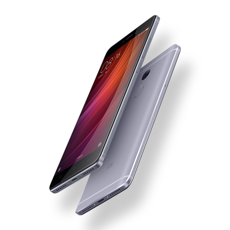 China Xiaomi Redmi Note 4 Red Mi Note4 Pro Pro Telefonos Celulares 2GB RAM 16GB ROM MIUI 8 Android 6.0 13MP Smartphone Phone