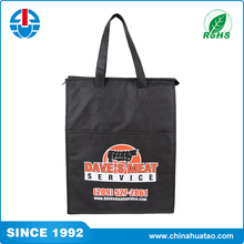 nonwoven insulated lunch bag cooler bag for frozen food