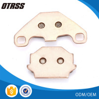 China factory wholesale ROAD BIKE FA67 sintered ATV disc brake pads for KX 125 B2/C1/D1