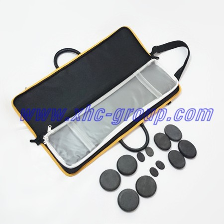 Wholesale hot stone massage set/hot stone in wooden box