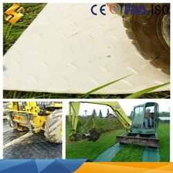 Over 20 years experience hdpe ground mat/access mat for car Made in Huaxiang