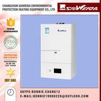 Frost protection wall mounted gas boiler,warm your home