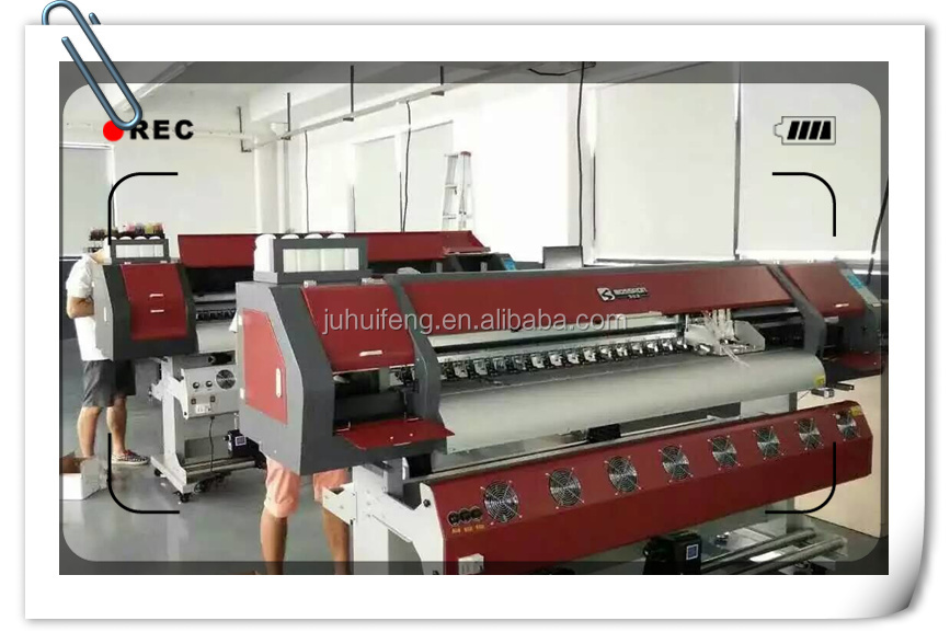 180cm Usage And New Condition sublimation Textile color Printer