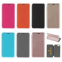 Alibaba in russian 5 color case transparent tpu leather flip cover for Xiaomi 6