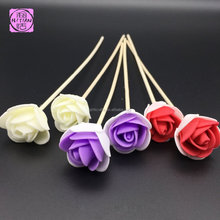 Diffuser reeds new products flower rattan diffuser stick for air freshener