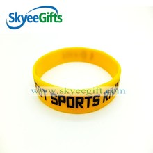 High Quality Custom Made Wristband Cost Effective