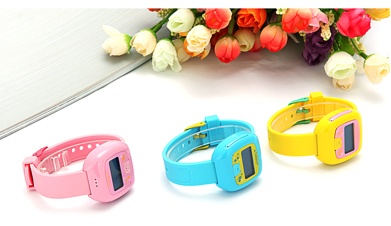 Factory Best Selling Children Kids Digital GPS Smart Watch Wifi