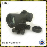 HD-11-RG,Aluminium alloy tactical Carbine Red & Green Dot laser Scope sight