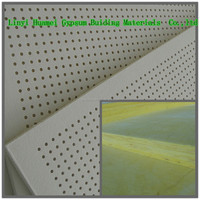 interior decorative sound deadening felt / interior decorative sound insulation panel and ceiling