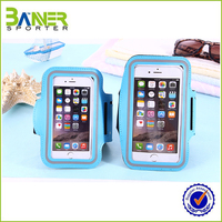 2016 Adjustable Neoprene Waterproof Armband Cases for Iphone