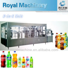 orange juice 3-in-1 filling machine,soda water production line