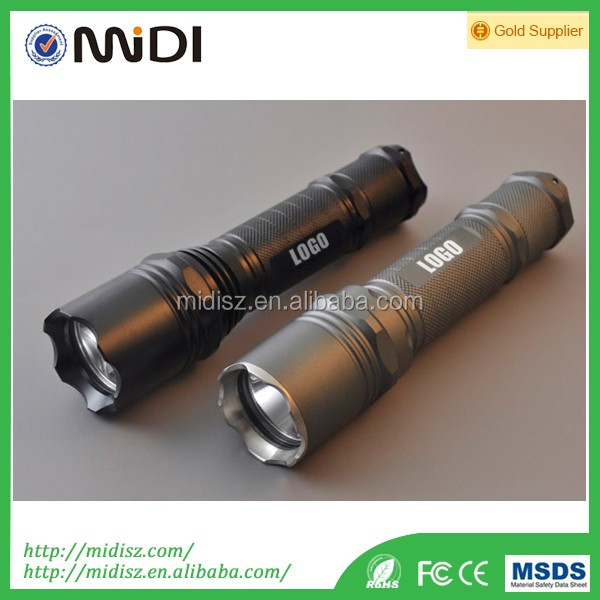 Wholesale Mini Torch Plastic Flashlight LED Torches Light Electric Torch