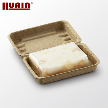 Biodegradable Paper Pulp Soap Box Packaging