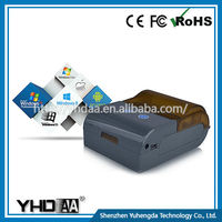 Power supply DC9V 3A YHDAA Mini Portable Bluetooth Printer