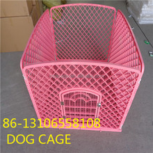 factory produce cheap plastic dog crate ,dog play pen , pet cage skype yolandaking666