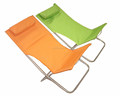 mat beach chair with pillow