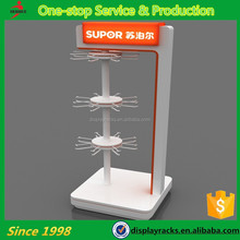Unique new factory direct sale OEM kitchen tools hanging display rack, painting display stand, hanging stand