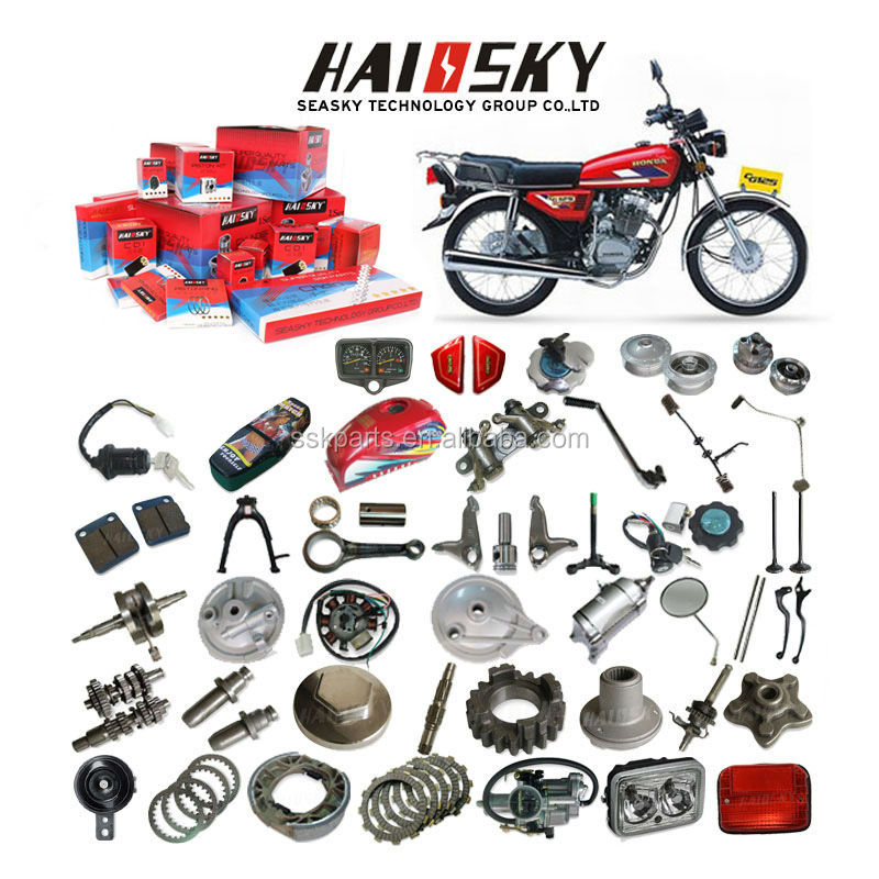 HAISSKY motorcycle parts spare motor parts for bajaj pulsar 180 speedometer gear
