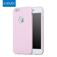 X-level PC+PU waterproof cell phone case for iphone 6
