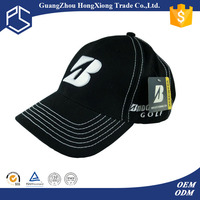 3D Embroidery letter designs cheap caps baseball no brand