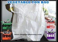 100% polypropylene 800kg potato super sacks, 1000kg vegetable jumbo bags