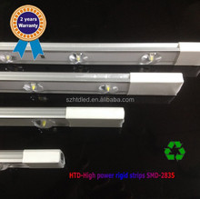 2012 hot sales programmable led rigid strip smd3528 led rigid strips ce&rohs