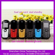 sport car mobile phone T599 car mobile phone 2.45 inch CDMA 800mhz mobile phone car design