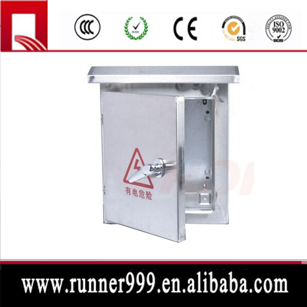 220V low voltage polycarbonate electric meter box