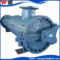Gold supplier China pig receiver and launcher machine