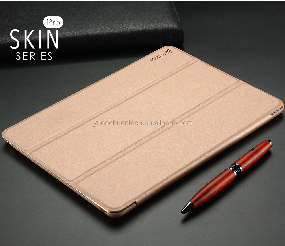 DUX DUCIS Skin Series PU+TPU Leather Case With Dormant Function Case Cover For iPad Mini 4 DD-014