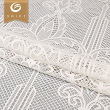 China manufacture cheap price white custom soft mesh fabric