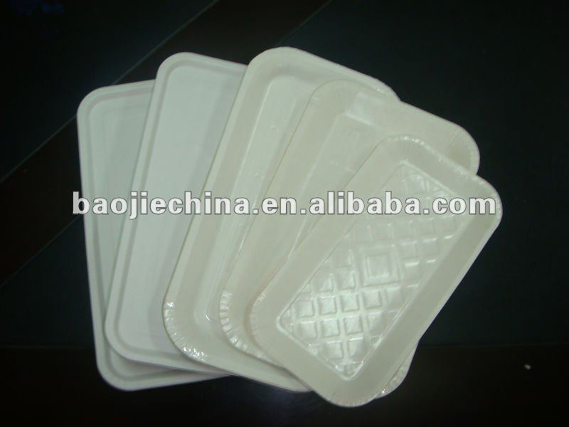 2012 New Arrival Medical Paper Plate for Japan