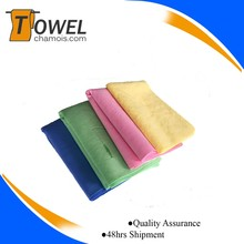 Factory Supplier absorbent PVA sports cooling towel and cleaning Chamois