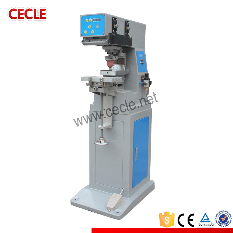 PP-100 manual watch dial pad printing machine