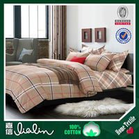 chinese goods wholesale jiangsu home textile fashion and modern bedroom design bed set cotton printed king size uk