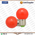 holiday decoration E27 360 degree fairy beaded lights colorful smart led bulb light e27 bright christmas light bulb beads
