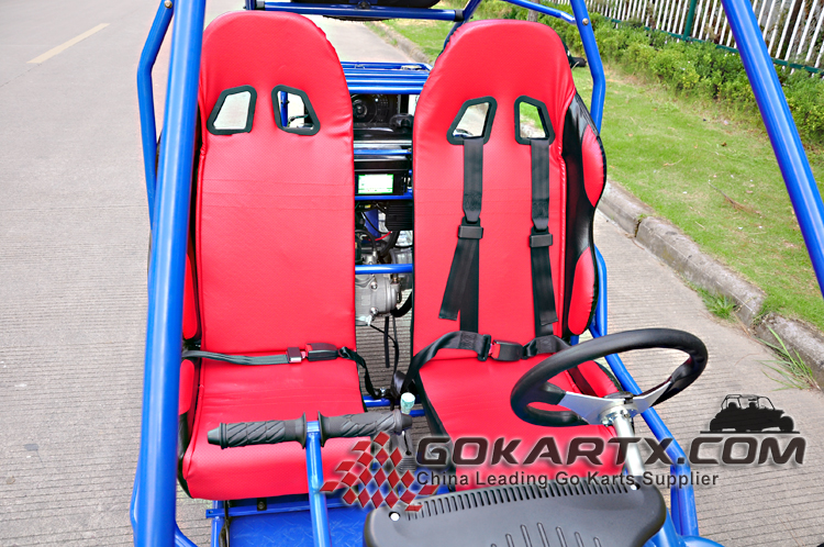 factory supply cheap 300cc Water Cooled off road Go kart for sale off-road go-kart