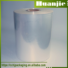 15 Mic Clear Center Fold 60 Gauge Polyolefin Shrink Film