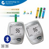 CE ISO Bluetooth High Quantity diabetic tester equipment