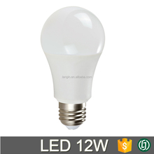 Free Sample competitive Price Plastic 12W 1320LM LED Bulb E27 good quality