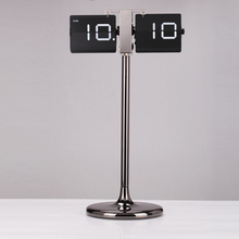 2015 new style Mktime metal stand flip clock