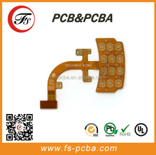 Computer accessories flex pcb,rohs flex pcb board,mouse flex pcb circuit board