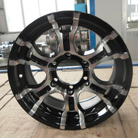 strong 15inch and 16inch SUV 6/139.7alloy wheel