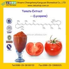 GMP Certified Natural Tomato Extract Powder (Lycopene)