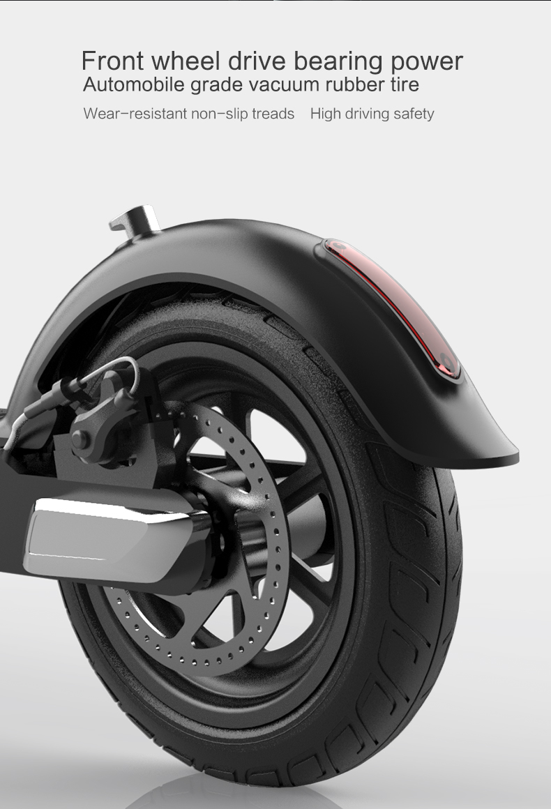 Tomoloo high quality 2018 new release 2 wheel scooter